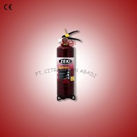 Fire extinguisher powder Zeki 1kg