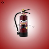 Fire extinguisher powder Zeki 2.5Kg