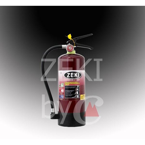Tabung pemadam api APAR powder Zeki 2.5Kg