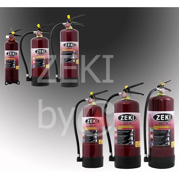 Tabung pemadam api APAR powder Zeki 4.5Kg