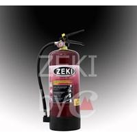 Tabung pemadam api APAR powder Zeki 6Kg