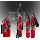 Tabung pemadam api CO2 Zeki 4.6kg 1