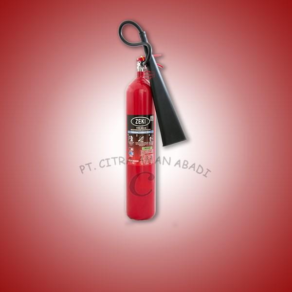 APAR / Alat Pemadam Api Ringan co2 Zeki 6.8kg