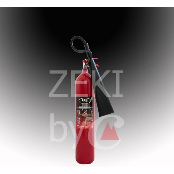 Tabung pemadam api apar co2 Zeki 6.8kg