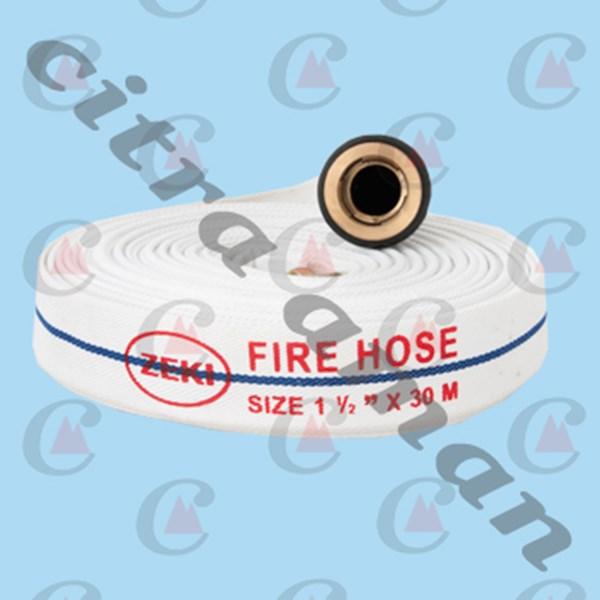 """Selang Pemadam Kebakaran Zeki 1.5"""" X 30Mtr"""