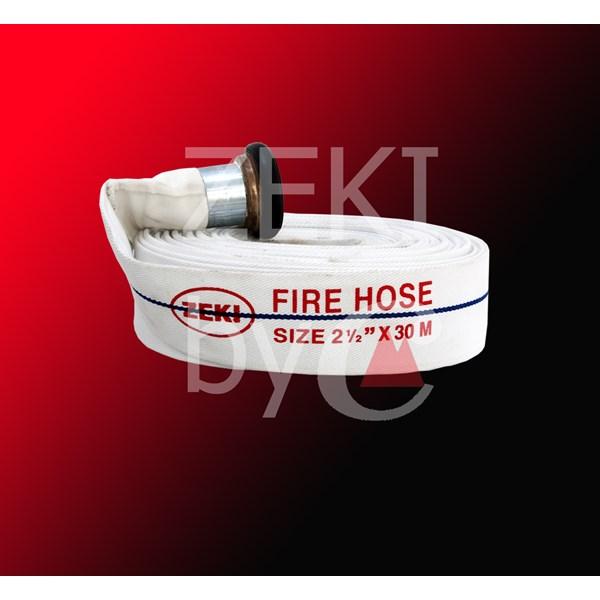 """Selang Pemadam Kebakaran Zeki 2.5"""" X 30Mtr"""