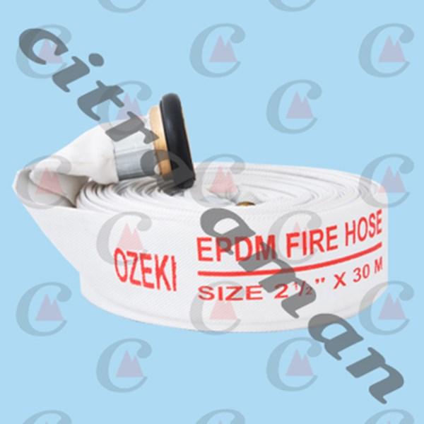 """Selang Pemadam Kebakaran EPDM OZEKI 2.5"""" X 30MTR"""
