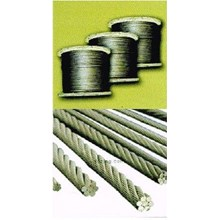 Wire Rope- Galvanized
