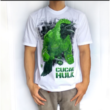 Kaos Cucak Hulk Reguler Putih
