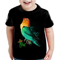 Jual Kaos Lovebird 02 - Anak