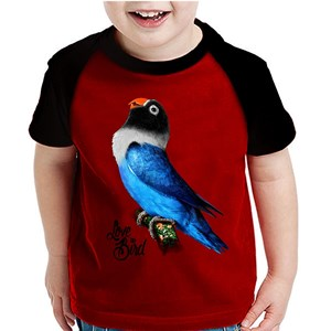 7e4c4cc3c Sell T-Shirt Lovebird 03 - Kids from Indonesia by Bawara,Cheap Price
