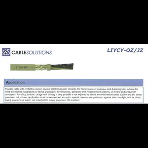 Kabel Liycy