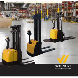 Hand Stacker Electric MST021