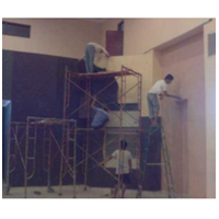 Jual Soundproof home theater 2