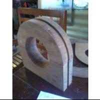 Wooden Block Penyangga Pipa Murah 5