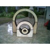 Distributor Wooden Block Penyangga Pipa 3