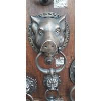 Dari Bel Pintu Antik  11