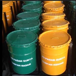 Drum Tempat Sampah