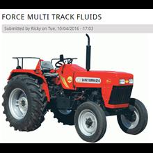 Oli Pelumas Traktor Force Multi Track Fluids