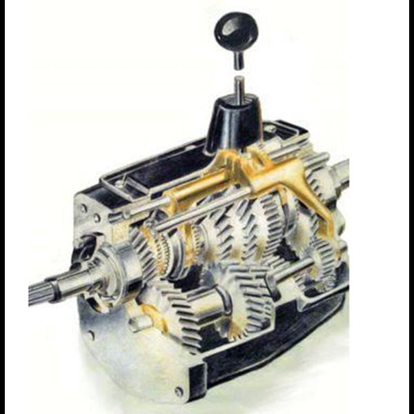 Oli Pelumas Industri Gearbox Force Ingo Gear Oil Iso Vg 100-150-220-320-460-680-1000