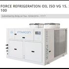 Oli Pelumas Kodensor Pendingin Force Refrigeration Oil Iso Vg 15-32-46-68-100 1