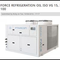 Oli Pelumas Kodensor Pendingin Force Refrigeration Oil Iso Vg 15-32-46-68-100