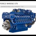 Oli Pelumas Kapal Force Marine 570 1