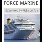Oli Pelumas Kapal Force Marine 320 Dan 420 1