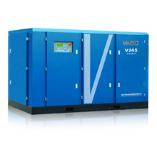 Variable Frequency Drive (Vfd) Screw Air Compressors (Vj True Series)