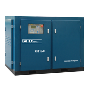 Screw Air Compressors (Kaitec High-End Series)