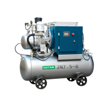Integrated Screw Air Compressors (Kaitain-Jn Series)
