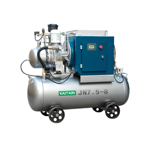 Integrated Screw Air Compressors (Kaitain-Jn Series)