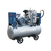 Screw Air Compressors (Lgyt1.2-8T Mining Series) 1