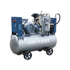 Screw Air Compressors (Lgyt1.2-8T Mining Series)