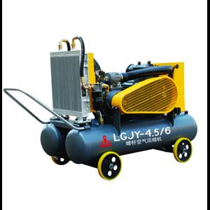 Screw Air Compressors (Lgjy 4.5-6 Mining Series)