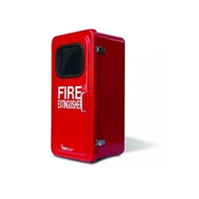 Box Fire Extinguisher Tube