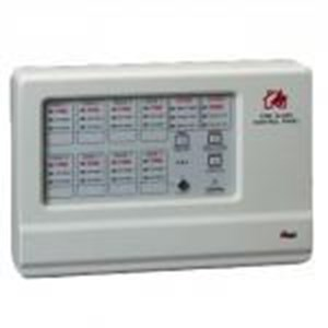 Panel Kendali Alarm Kebakaran Hong Chang 8 ZONE