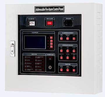 Jual Alarm Kebakaran Kontrol Panel Addresable 1 Loop
