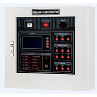 Jual Alarm kebakaran kontrol panel addresable 1 loop Yunyang
