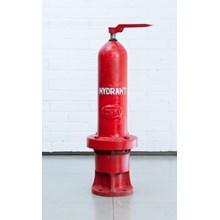 Hydrant pillar one way Zeki