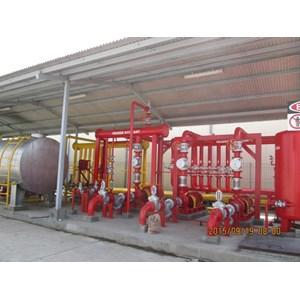 Instalasi Fire Hydrant By Multi Karya Tata Bersama