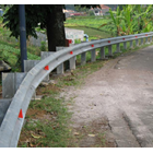 Flex Beam Guardrail Jalan 1