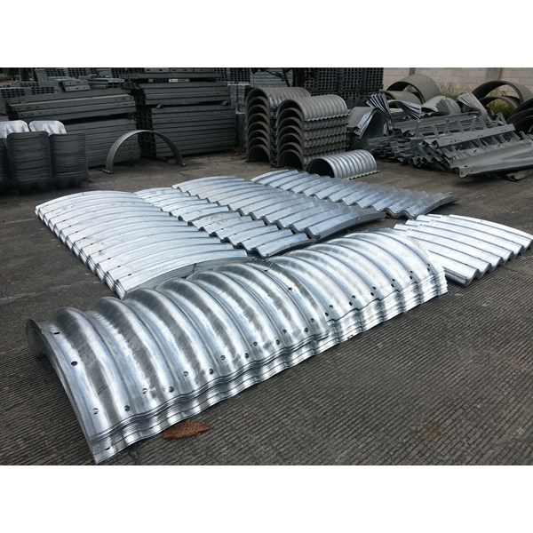 Multi Plate Arch