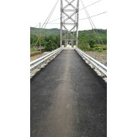 Jual Guardrail Jalan Murah 2