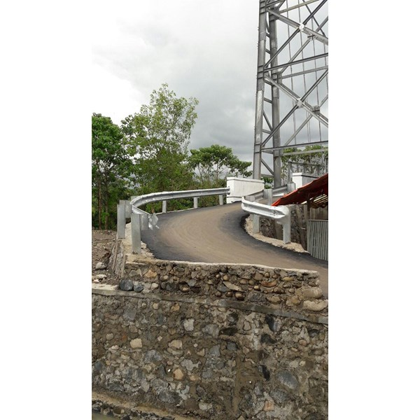 Guardrail Jalan Murah