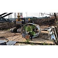 export pipa baja bergelombang