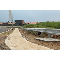 jual guardrail