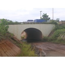 Steel Bridge Armco