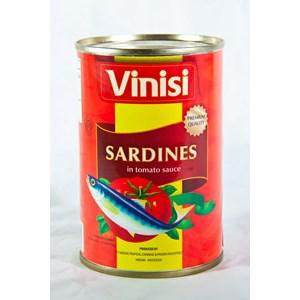 Ikan Sarden Saus Tomat