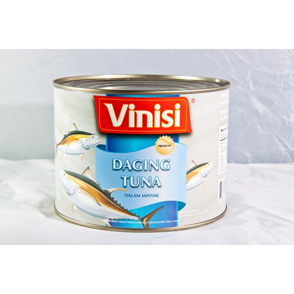 Vinisi Daging Tuna Dalam Minyak